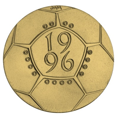 1996 £2 Coin - A Celebration of Football